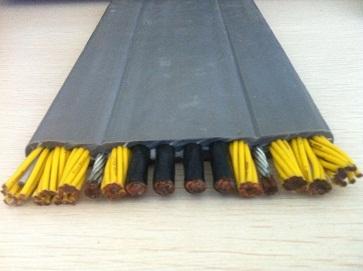 电梯电缆48*0.75+2*2P*0.75 双钢丝电梯电缆