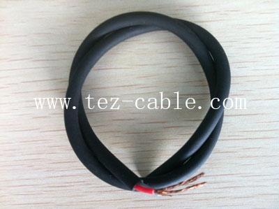 耐寒柔性控制电缆