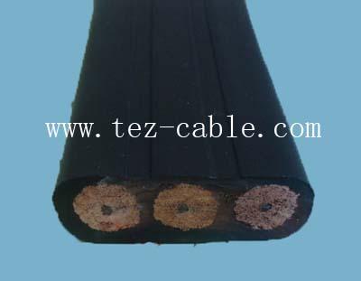斗轮机专用扁电缆