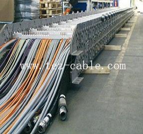 高柔性拖链电缆