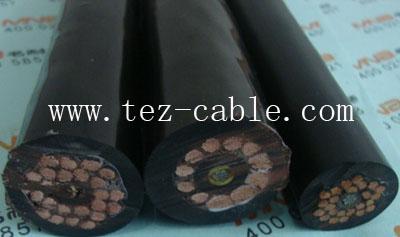 柔性卷筒电缆