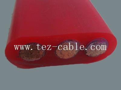 耐高温行车电缆