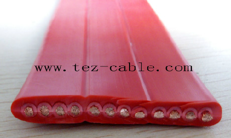 行车电缆 YFFBP 12X2.5