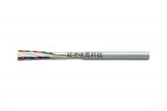 双绞屏蔽型拖链电缆